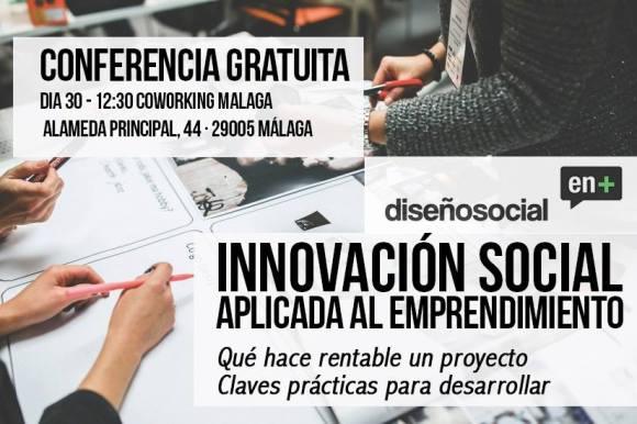 innovacion social conferencia mujer